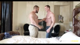 NextDoorBuddies Tricking My Jacked Friend into Bed 4 Raw Fucking