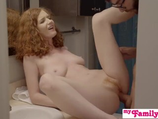 Girlfriend Caught Him Fucking His Step Sister! – My Family Pies S7:E1