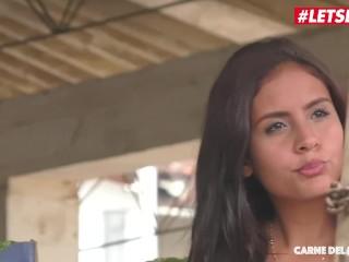 Soloflesh Com Fucking, LETSDOEIT- Stunning Colombian Teen Rides Cock Like a Pro Big ass Brunette Blowjob Latina
