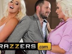 Brazzers - Chubby milf Karissa Shannon fucks her sisters husband
