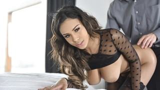 TeamSkeet - Hot Big Tit Brunette Gets Fucked