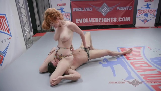 Fallen angel nude wrestling Lauren phillips nude wrestling loser fucked in the ass - evolved fights