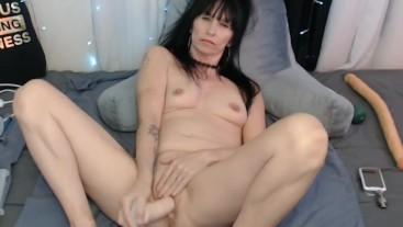 Hot Milf Masturbation!
