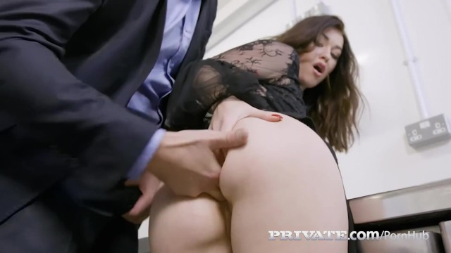 Cross generational sex Private.com - misha cross deep throats anal bangs a cock