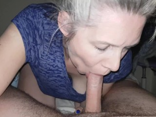 Xxx Dr Tuber hot mature blowjob and riding