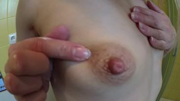 small tits big nipples pics
