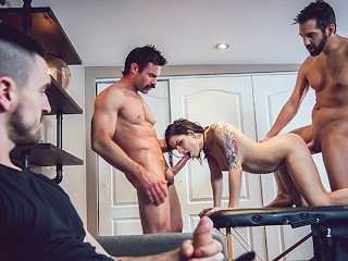 Highest Rating Porn Stars Purgatoryx My Wifes Massage Part 1 With Sherly Queen, Big Ass Babe