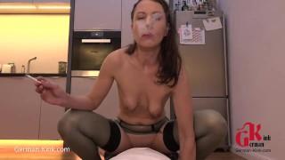 Latex stockings porn
