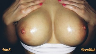 Titfuck #18 2k19 Best titfuck ever, POV lots of oil