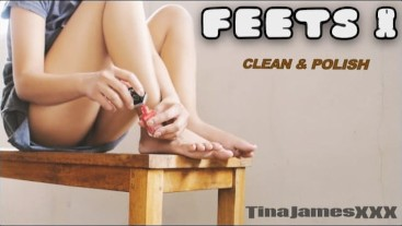 Feets 1 - Clean & Polish HD FULL