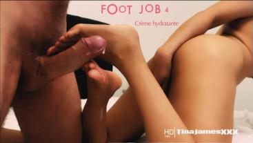 Foot job 4 - La Crème Hydratante HD FULL