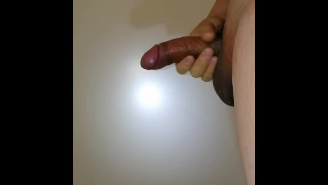 Hands off penis Jerkoff, no hands cum and another cumshot after that