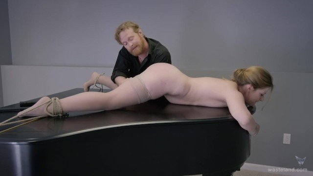 Adult rare and unusual films - Bdsm sex movie - very unusual sex on a piano - full scene