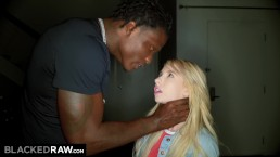 BLACKEDRAW Look at her boyfriend, white guys don't do it for her