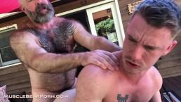 Gay Bear porno video