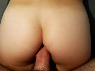 Fucking perfect tight ass leads to huge cumshot - Amateur FuckForeverEver