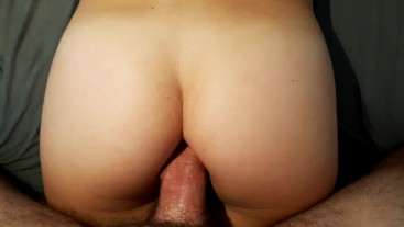 Anal sex in perfect ass leads to huge cumshot - Amateur FuckForeverEver