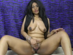 Indian HornyLily dances and spreads her pussy