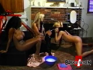 BRUCE SEVEN - Buttslammers 5 Danyel Cheeks, Debi Diamond, Dominique Simone main image