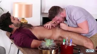 Men.com - Casey Jacks rides Diego Sans hard cock