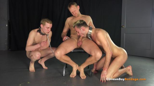 Dream gay tubes Older daddy turns ks into bareback master slave - dreamboybondage.com