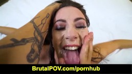 Brutal POV - Natalie Brooks - Excited For Domination