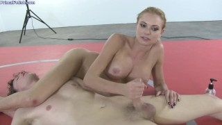 Brianna Banks v Rion King - Sexual Domination Match