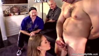 Sweet Wife Swings For Hubby