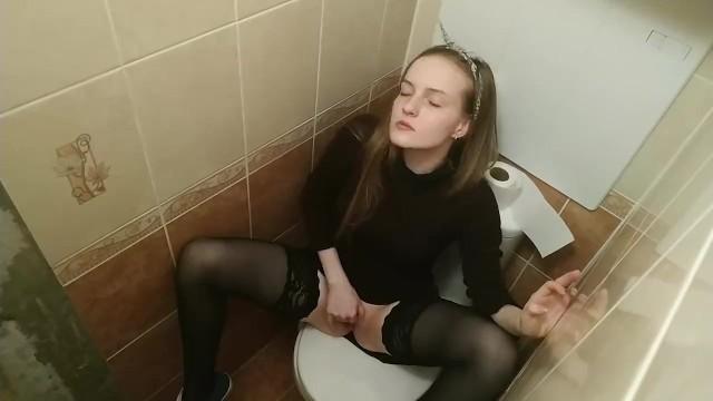 Free free wet tight pussy Hidden camera in the toilet. hot schoolgirl masturbates her tight wet pussy