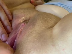 BEST PUSSY EATING! Wet and Juicy Pussy Real Licking Orgasm - 60FPS
