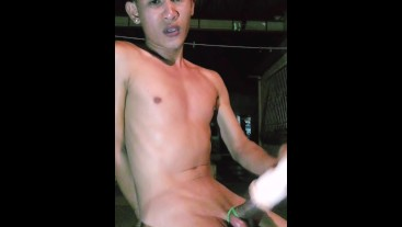 Cursing and Moaning While Jerking Off Using a Masturbator (Fleshlight) Toy