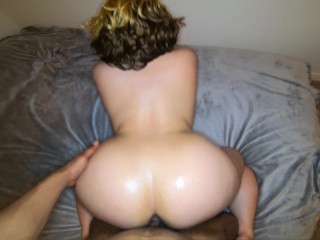 Vedio Sex Pron Fuck my big booty doggy style until my phat ass shakes