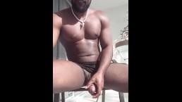 My girl friend caught me masturbating