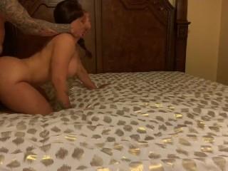 fucking my best friend's wife, she is a slut!!