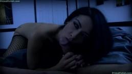 Katrina Jade - Vampiric Night Feeding