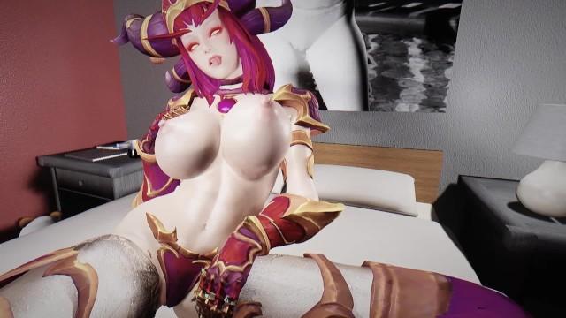 skyrim World of Warcraft Alexstrasza porn