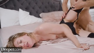 Deeper. Ivy Wolfe Knows Exactly Which Buttons to Push