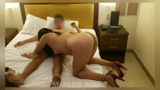 desi beautifull wife threesome