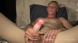 A BIG UNCUT RUSSIAN COCK..ALEXEY'S BROTHER!!