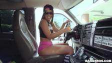 BANGBROS - PAWG Kelsi Monroe Rides 4 Dicks on the Bang Bus