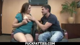 BBW porno audition