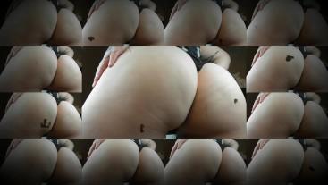 Mesmerizing Ass Worship