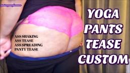 Yoga Pants Tease Custom HD