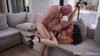 Brazzers - Hot Karlee Grey teased her host until she get what she wants