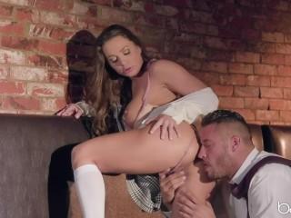 Ruchanie Eu Fucking, BABES-COM-After a sexy song and dance,Abigail fucks professor Mountain Big ass