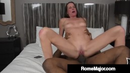Babe Sophie Marie Aka Wicked Yummy Wrecked By BBC Rome Major
