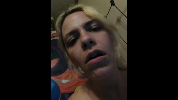 Sloppy bj spit cockwhore encouragement