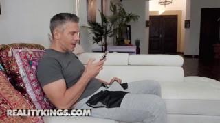 Reality Kings - Phat ass pornstar Lela Star gets deep dicked