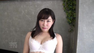 Stunning Asian Beauty Miho & CJ - An Interracial Love Story by Covert Japan