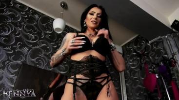 Mistress Kennya Cuckolding and Tease POV